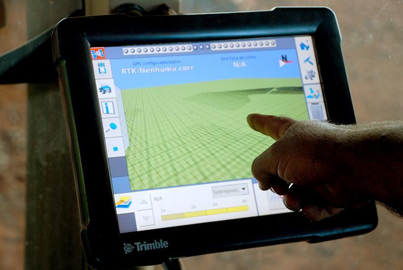 Benefícios da alta tecnologia podem ser obsevados em campo na citricultura